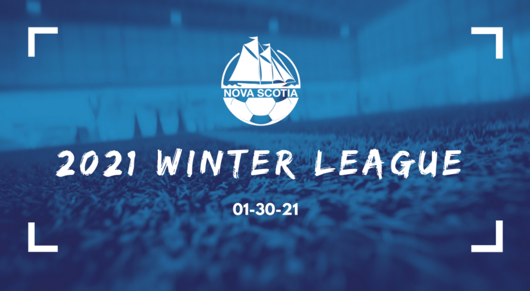 2021 Winter League Schedule is now available